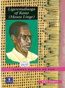 Hosea Linge book cover